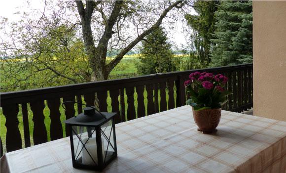 Das Ferienhaus am Malerweg. eine gemütliche Herberge im Baudenstil.